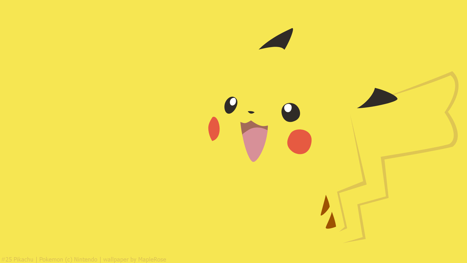 Cute Pikachu And Ash Wallpaper 25 Pikachu Pok 233 Walls
