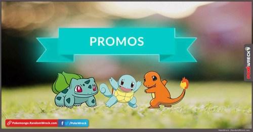 Medium Of Pokemon Go Promo Code