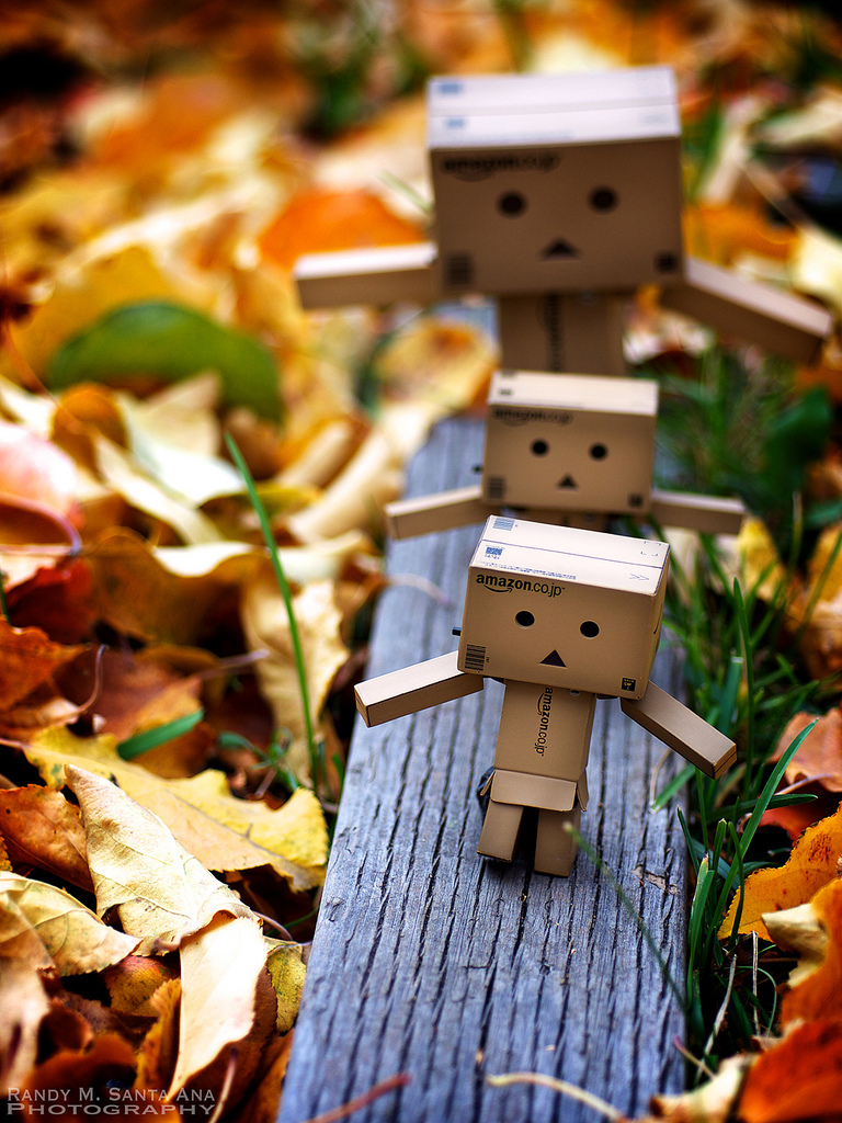 Desktop Wallpaper For Fall Cute Danbo The Japanese Robot Pictures Pokkisam