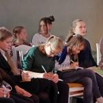 «Ни дня без строчки»: писатели о писательстве