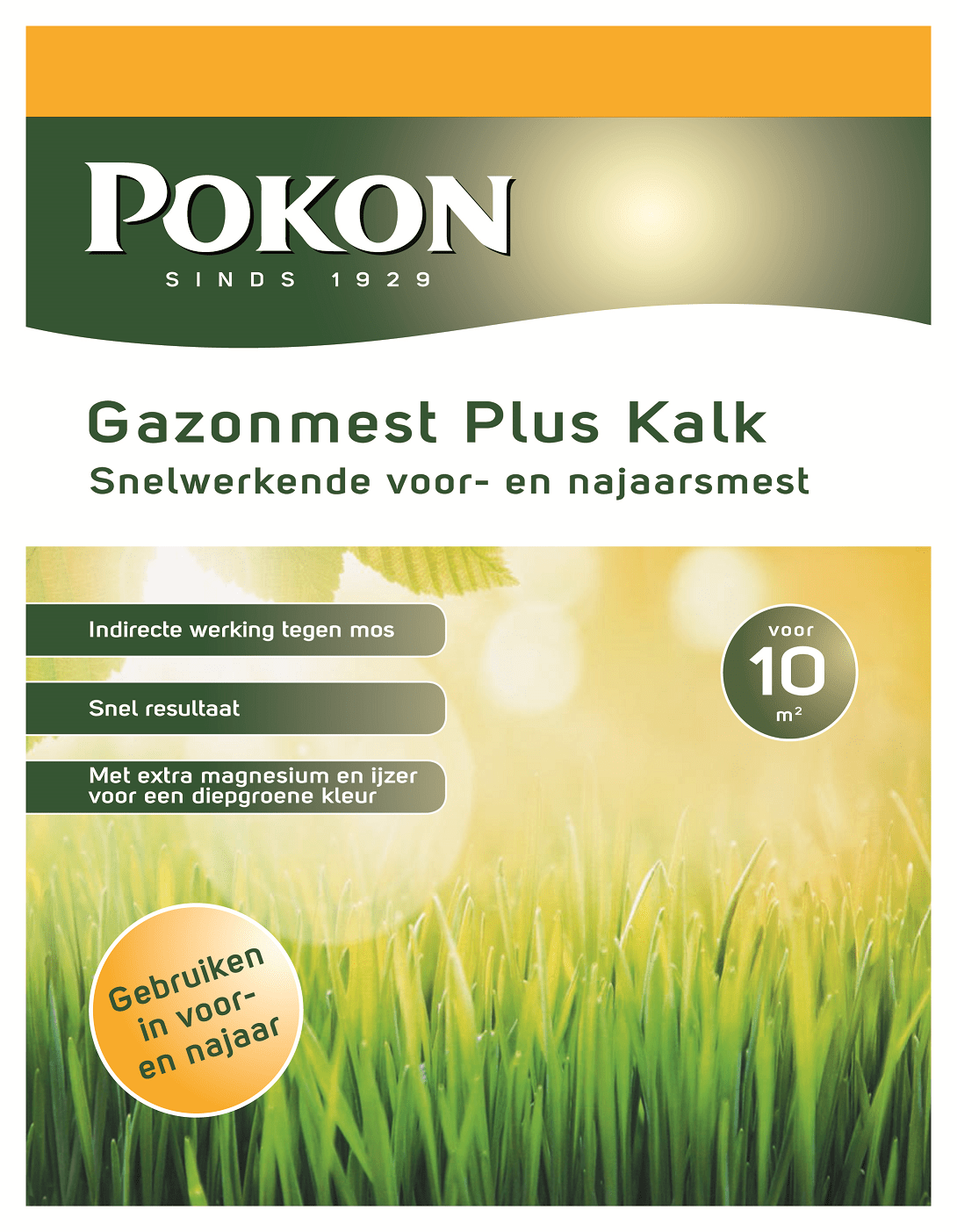 Kalk Gazon Awesome Gazonmest Plus Kalk Kg With Wanneer Kalk Strooien