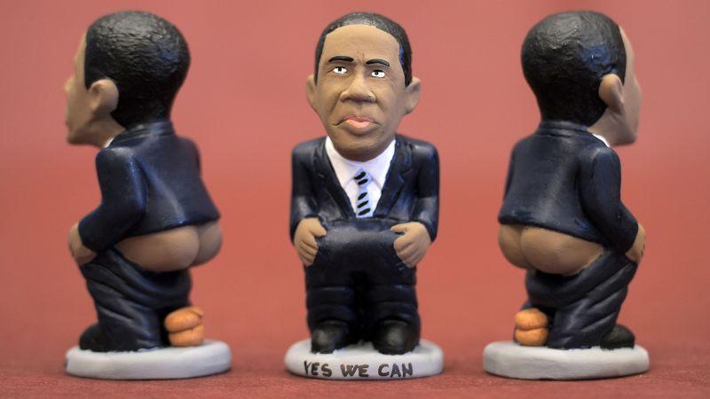 el-caganer-obama