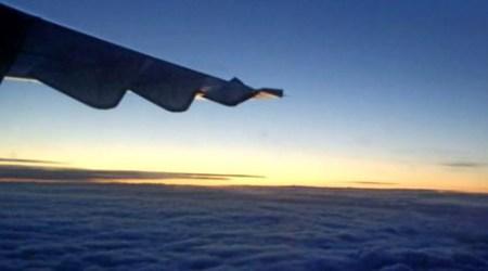 Strach przed lataniem samolotem
