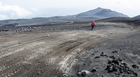 Najbrzydsza Góra Świata - Etna