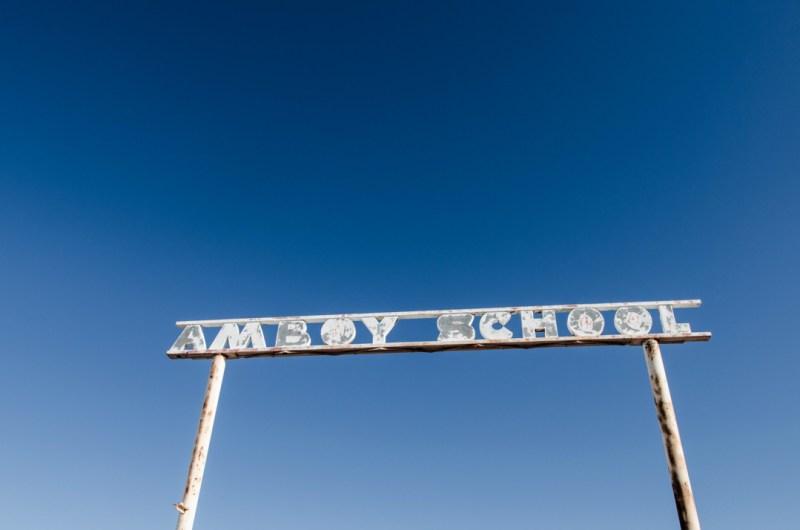 Amboy - opuszczone miasteczko na Drodze 66 (48)