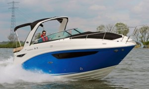 Аренда катера Searay 265 Seadancer в Черногории