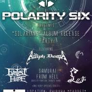Solarians Release Show