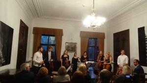 14.09.2018 Koncert członków TH Koln Orchester w Willi Decjusza