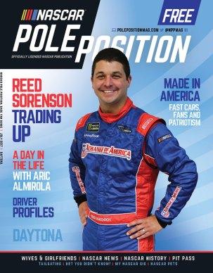 NASCAR Pole Position Daytona in July 2017