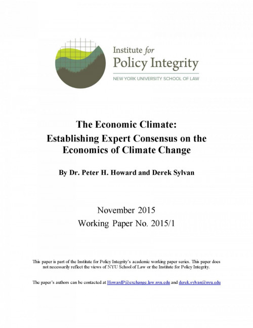 Reflection paper of climate change Coursework Academic Service
