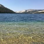Озеро Тенайя (Tenaya lake), парк Йосемити, Тайога-роуд