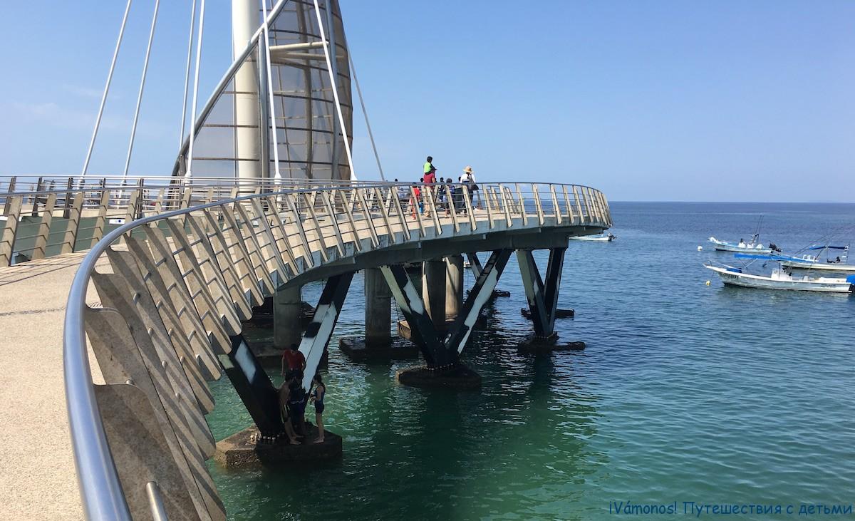 Пуэрто Вальярта - тихоокеанский курорт в Мексике