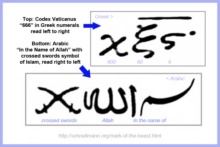 666 \u003d amp;quot;In the Name of Allahamp;quot; UPDATED - in the name of allah