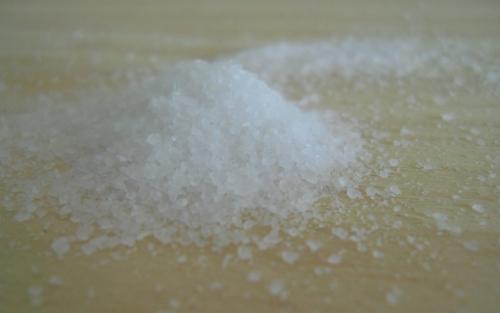 Salt as currency