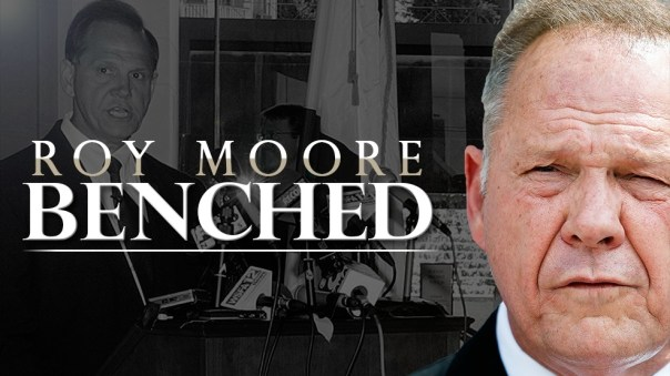 roy moore removed from office