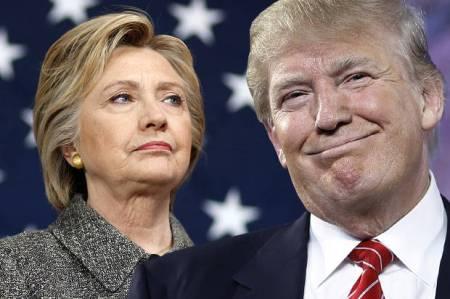Trump vs Hilary
