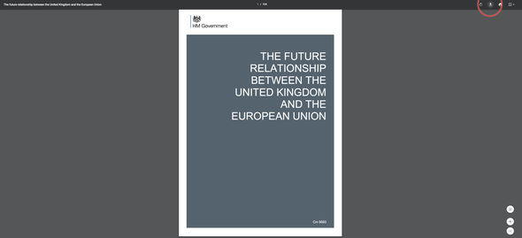 Brexit White Paper How to download PDF of White Paper \u2013 Theresa