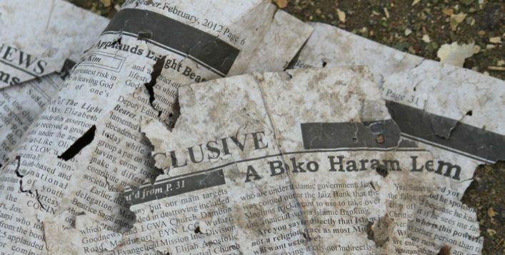 Boko Haram attack in Jos. Photo: Carmen McCain / Creative Commons / Flickr