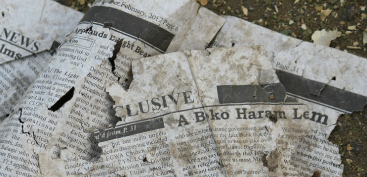 Boko Haram attack in Jos. Photo: Carmen McCain / Creative Commons / Flickr