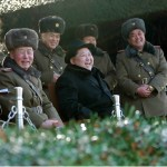 O lider norte-coreano, Kim Jong-un. Foto: AFP PHOTO/KCNA VIA KNS