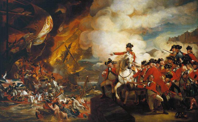 Amerikanische Revolution und Unabhängigkeitskrieg