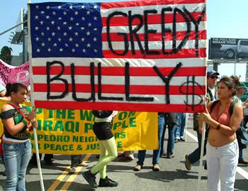 Greedy bully
