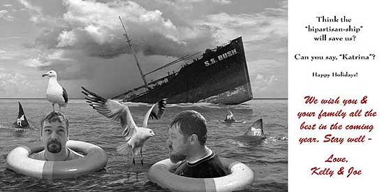 Bipartisan-ship?