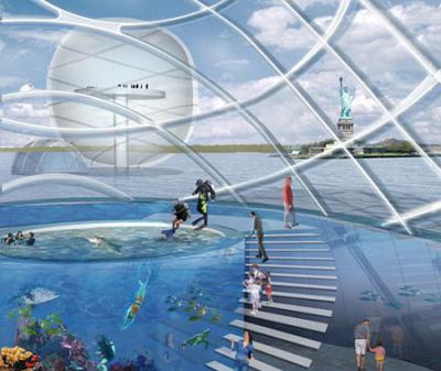 governor's island eco-park