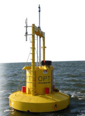 ocean power buoy
