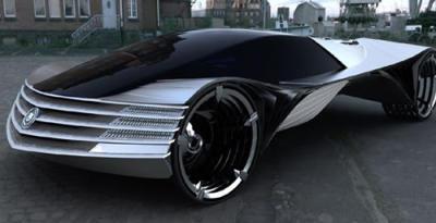 world thorium fuel cadillac concept car
