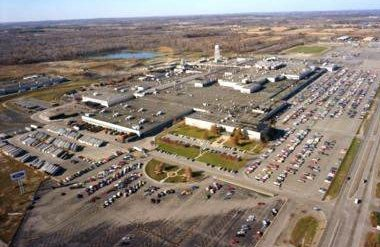 ford wixon plant