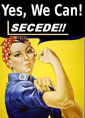 yes we can secede