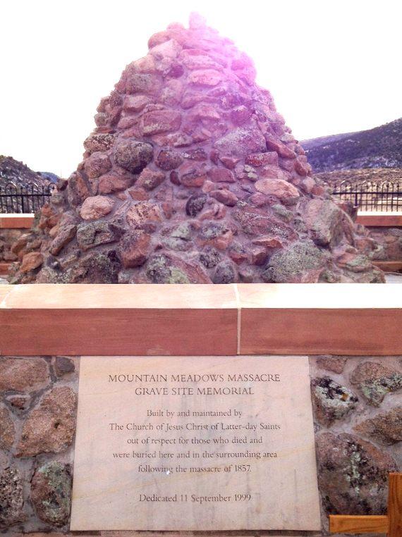 Mountain-Meadows-cairn