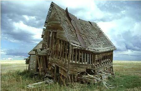 house-falling-down