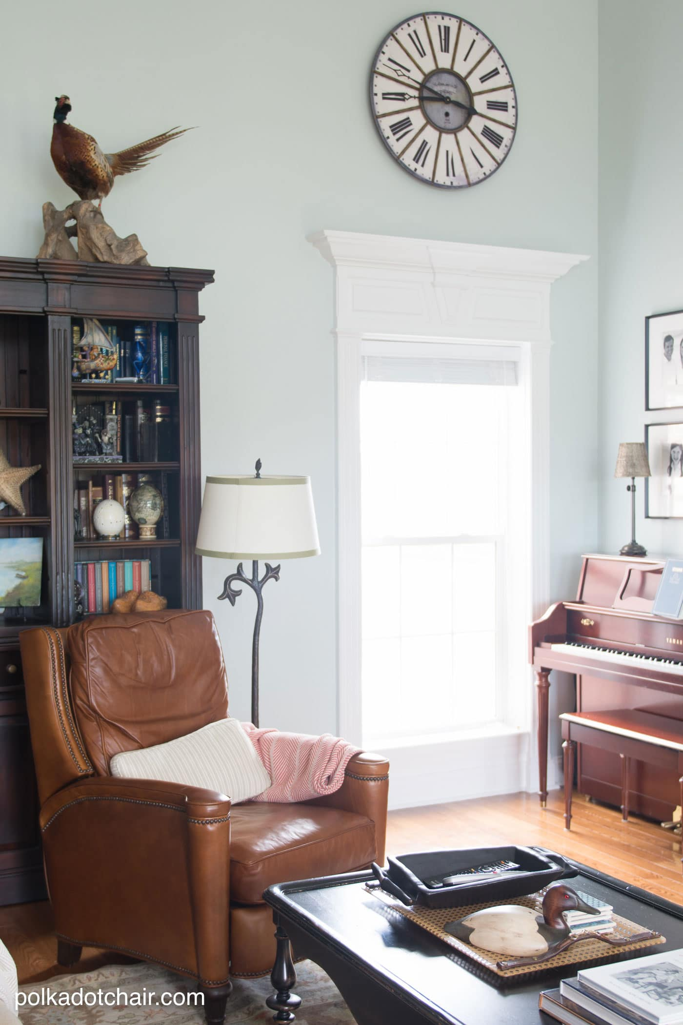 What Color Curtains With Blue Walls Brown Furniture Ways To Update Your Living Room Without Breaking The Bank