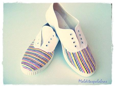 Zapatillas Pintadas A Mano Facebook