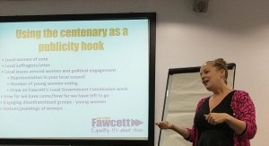 fawcett annual conference workshop