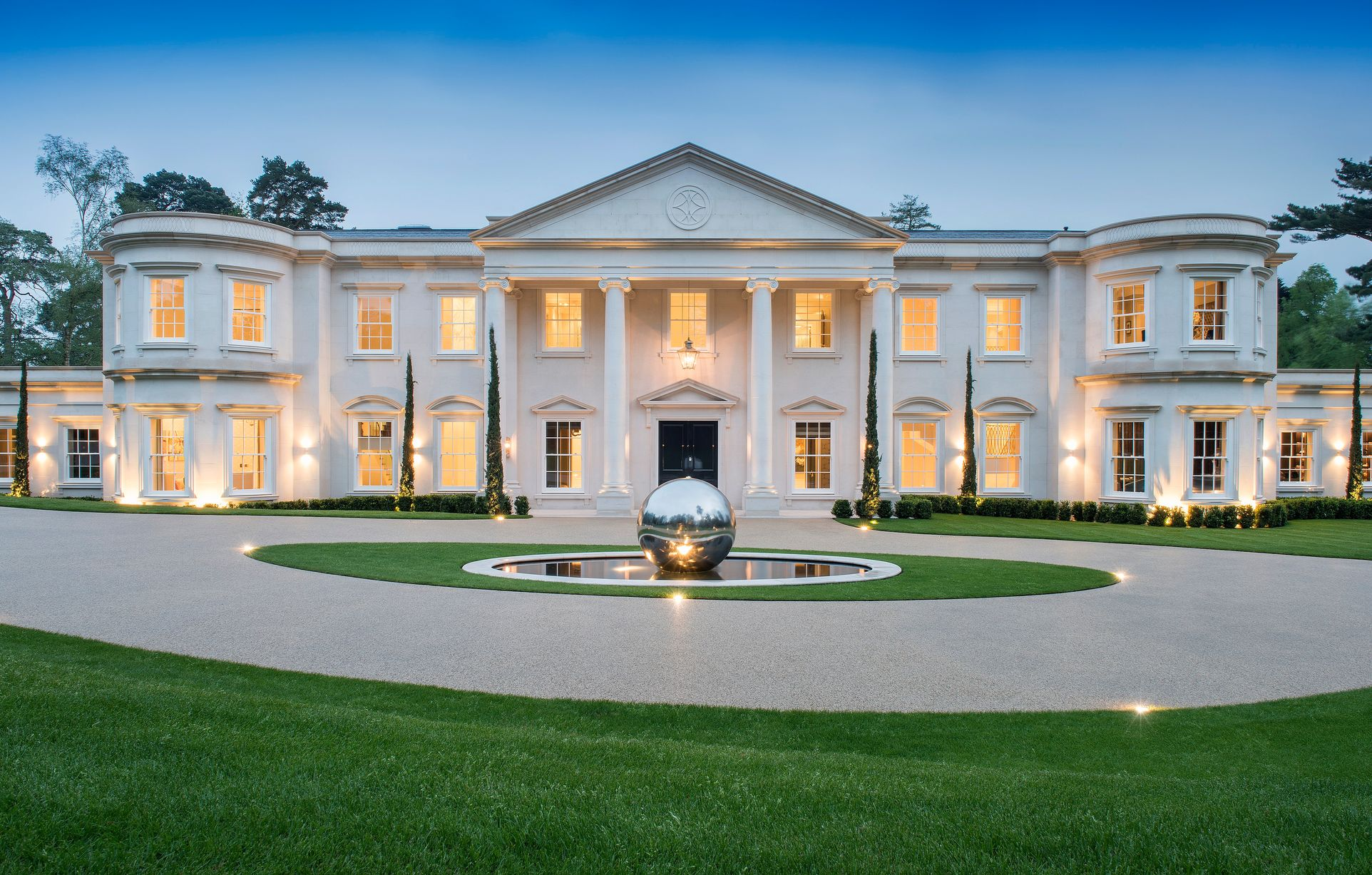 Bel Air Mega Mansion For Sale Mansion