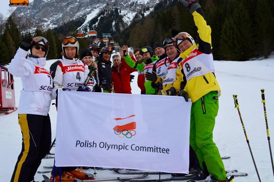 Radio Polonia Sport – 2016-01-RPS - Igrzyska Polonijne i obóz sportowy w Ehrwaldzie, Goście: Grażyna Rosenthal, Ada Łomińska