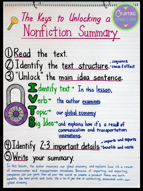 article summary template tomu co