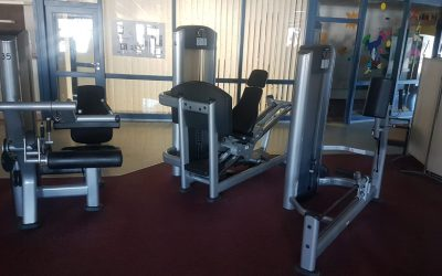 Budget friendly gym VELIK paket Life Fitness Signature
