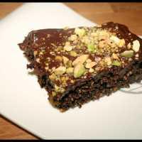 Gâteau chocolat pistache de Mimi Thorisson