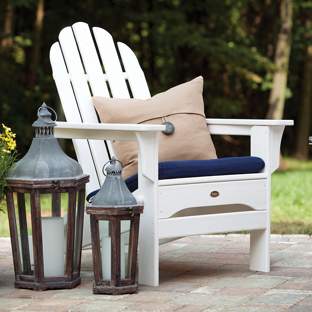 Trex Outdoor Furniture Cape Cod Folding Adirondack Chair Trex Outdoor Furniture Adirondack - Garden Furniture Clearance Leasowe Castle