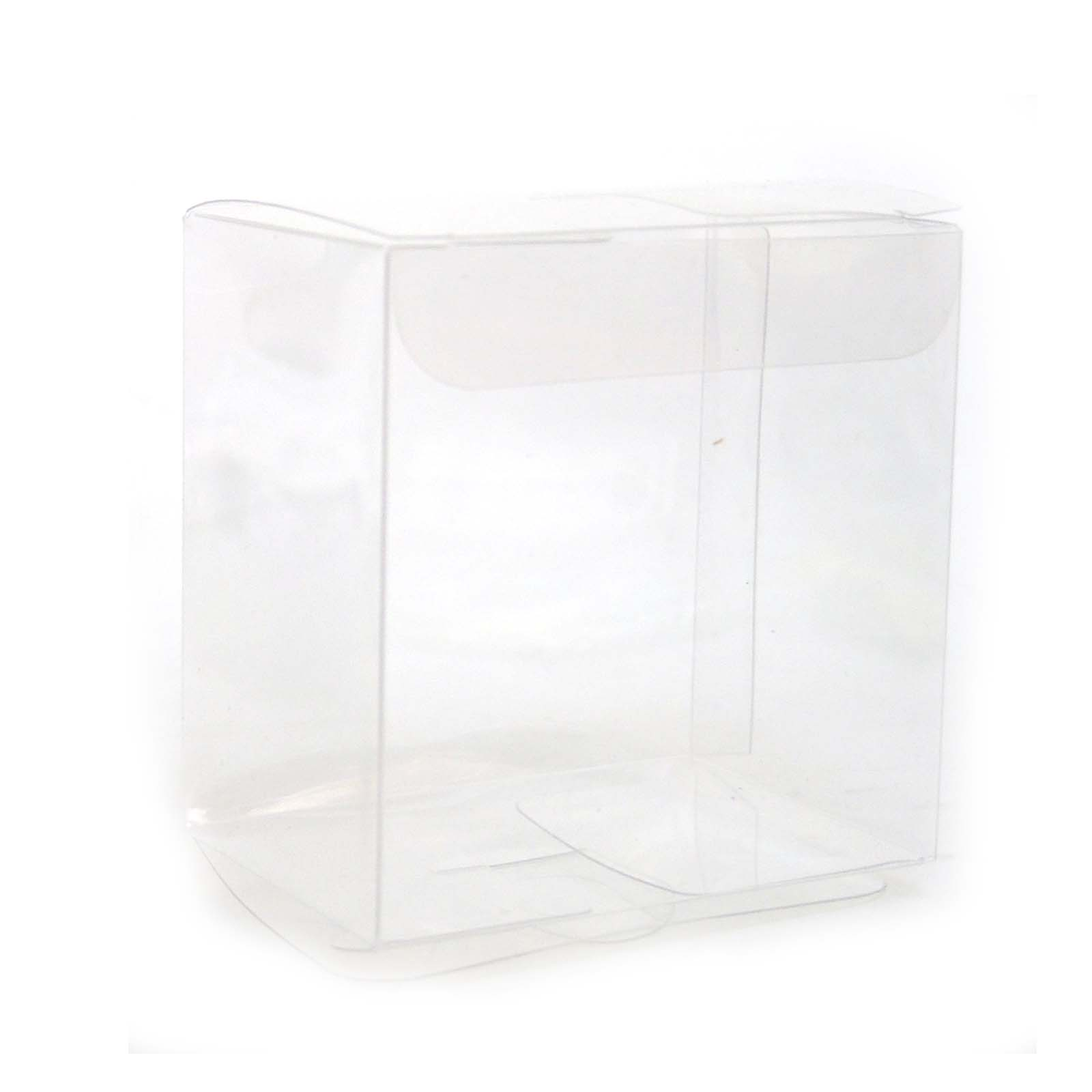 Clear Display Boxes Clear Plastic Pvc Boxes Party Favor Wedding Tuck Top