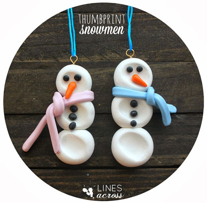 thumbprint-snowmen