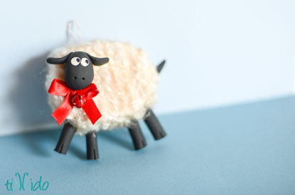 sheep-ornament
