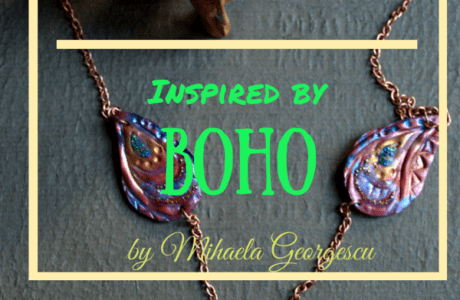 Make Boho Beads with Polymer Clay