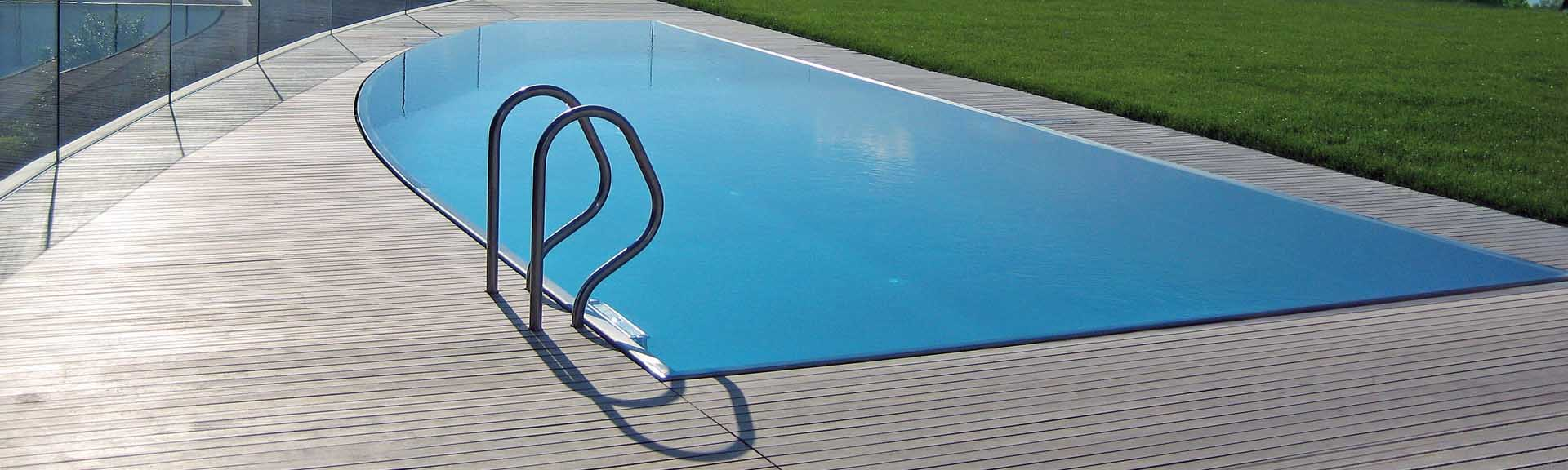 Glas Pool Stainless Steel Pools Polytherm
