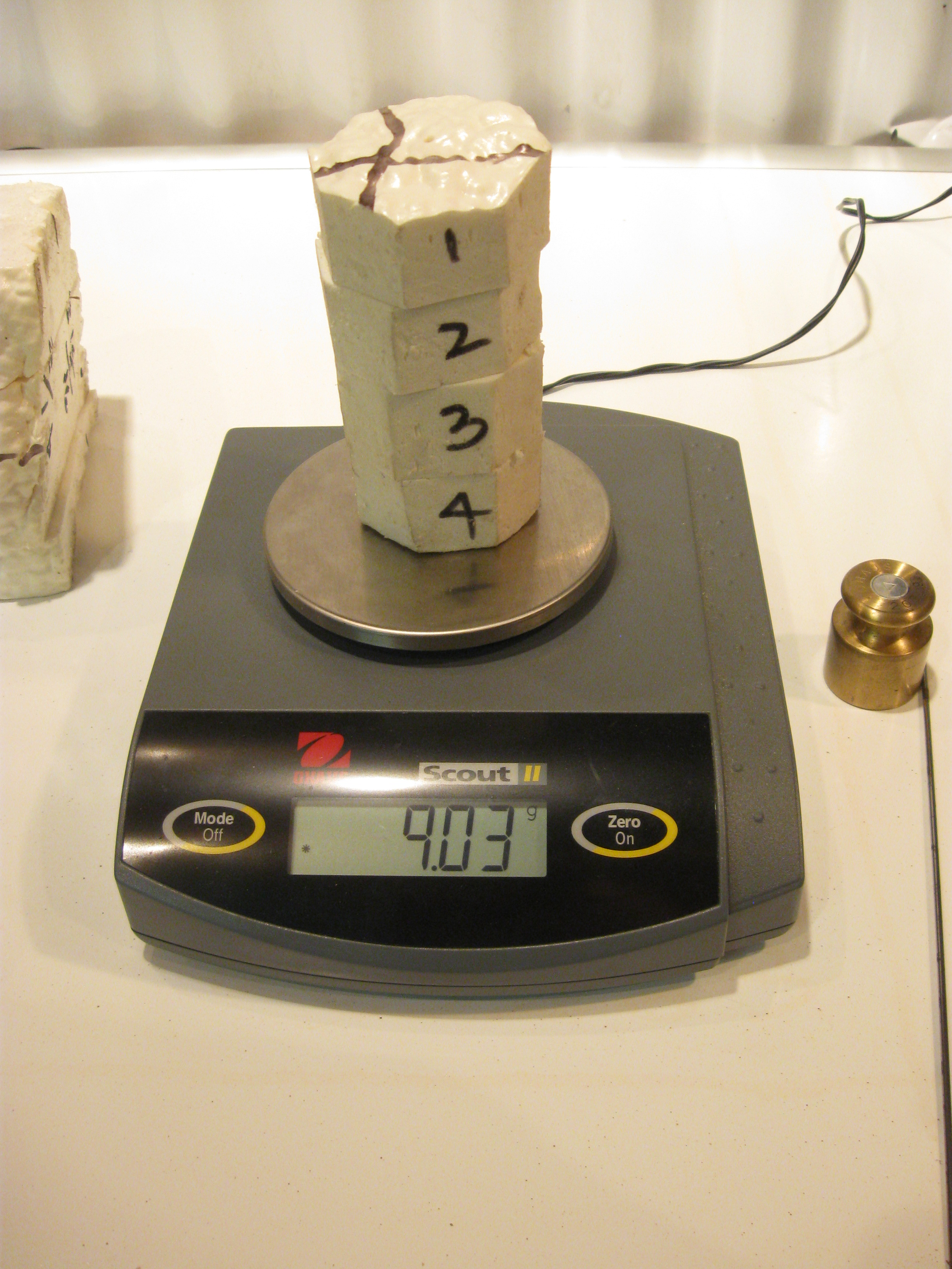 Density Testing Testing Foam Materials Lab Testing Field Testing Density Testing