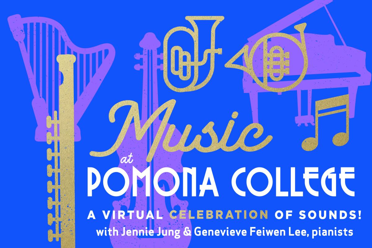 Program Virtual Concert Begins Feb 14 Jennie Jung Genevieve Feiwen Lee